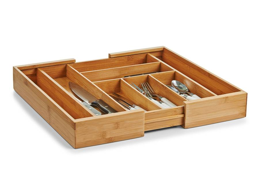 Zeller Present Jatkettava laatikon sisusta