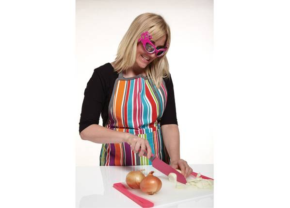 Kitchen Craft Suojalasit sipulin leikkaamista varten DAME EDNA KF