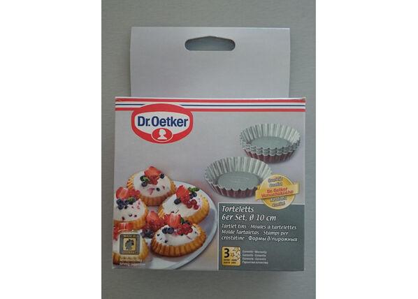 Dr. Oetker Muffinsimuotit 6 kpl