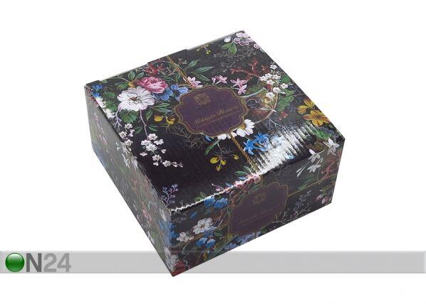 MAXWELL WILLIAMS Kulho MIDNIGHT BLOSSOM lahjapakkauksessa Ø 16 cm