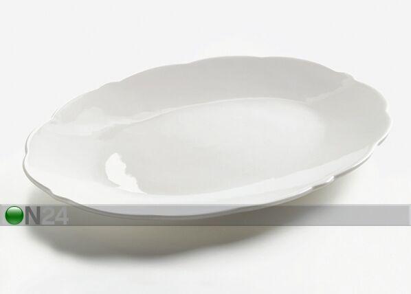 MAXWELL WILLIAMS Tarjoiluvati WHITE ROSE 25x18,5 cm