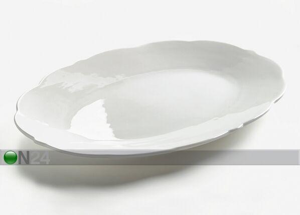 MAXWELL WILLIAMS Tarjoiluvati WHITE ROSE 30,5x21,5 cm
