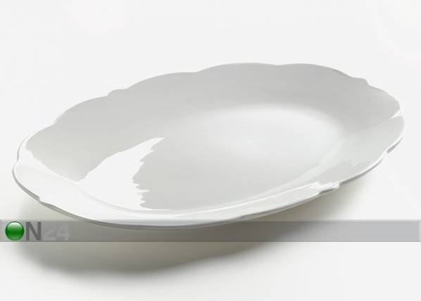 MAXWELL WILLIAMS Tarjoiluvati WHITE ROSE 35,5x26 cm