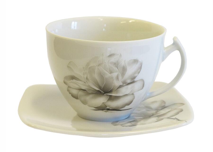 Cmielow Kahvikuppi- ja asetti MAGNOOLIA 250 ml, 6 kpl