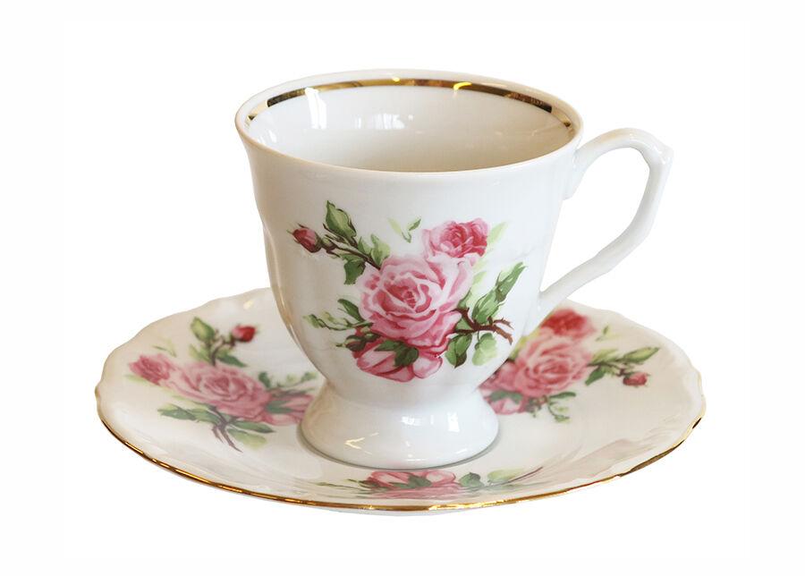 Cmielow Kahvikuppi- ja asetti MARIA TERESA 250 ml, 6 kpl