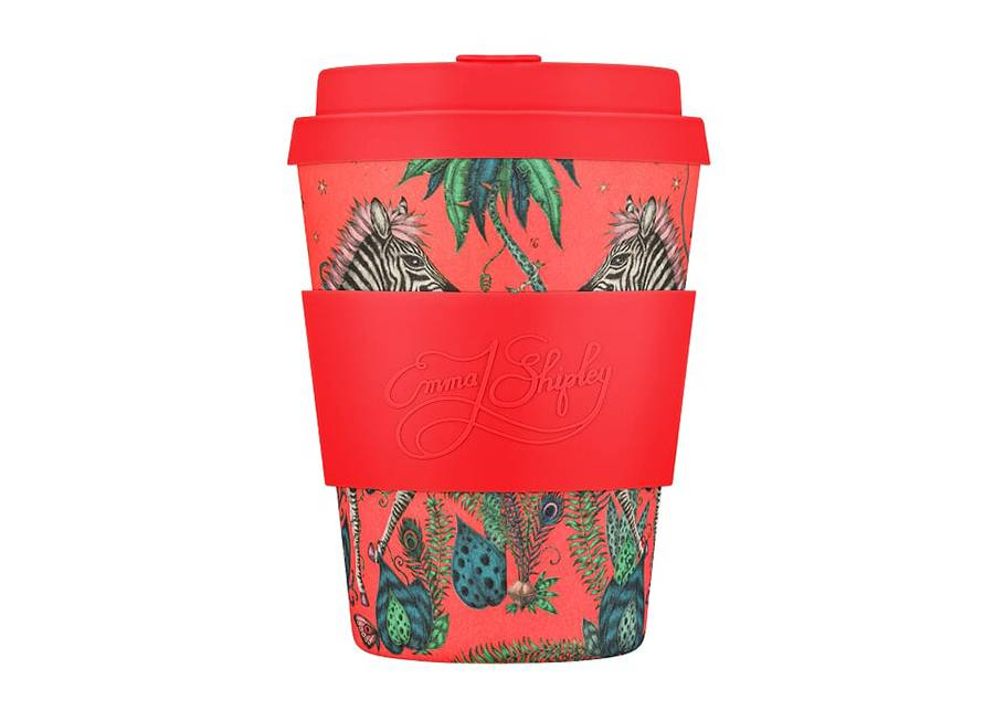 Ecoffee Cup Kahvimuki Ecoffee Cup Lost World 340 ml