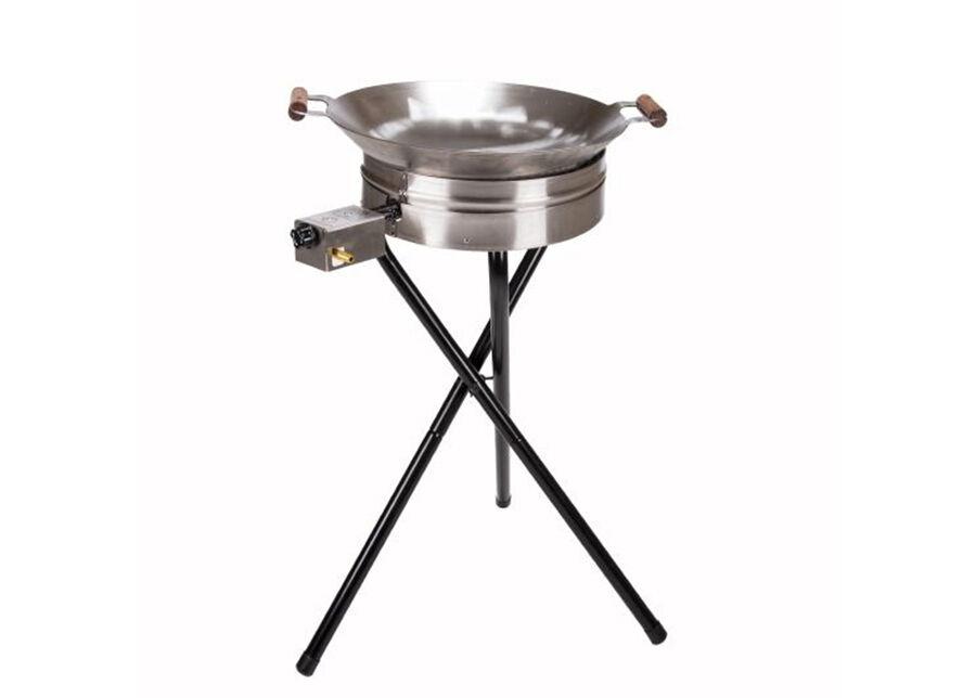 GrillSymbol Jalat PRO-460/450 paistopannuun tai 30 cm kaasupolttimelle