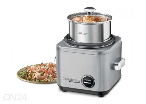 Cuisinart Riisikeitin+höyrytin CUISINART CRC400E