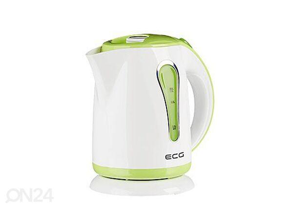 ECG Vedenkeitin ECG RK1022G vihreä