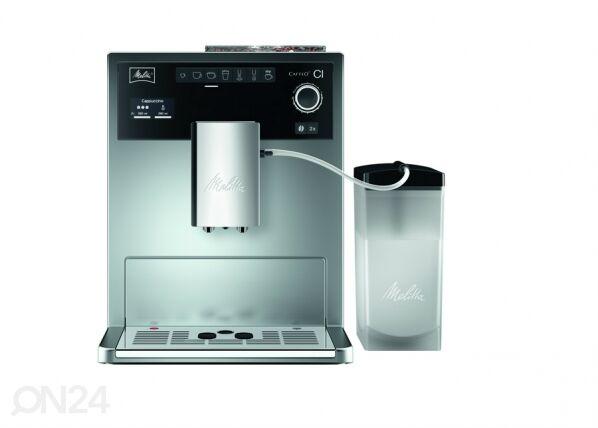 Melitta Kahvinkeitin MELITTA CAFFEO CI hopea