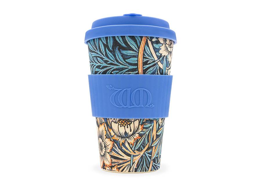 Ecoffee Cup Kahvimuki ECOFFEE CUP WILLIAM MORRIS 400 ml