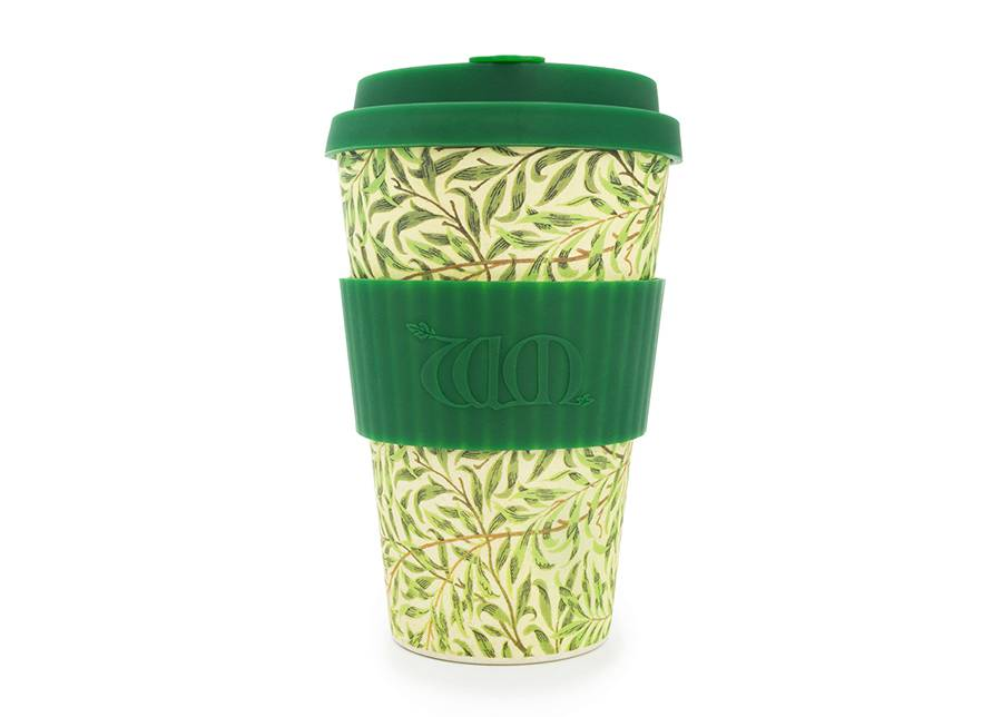 Ecaffee Cup 2 Kahvimuki ECOFFEE CUP WILLIAM MORRIS 400 ml
