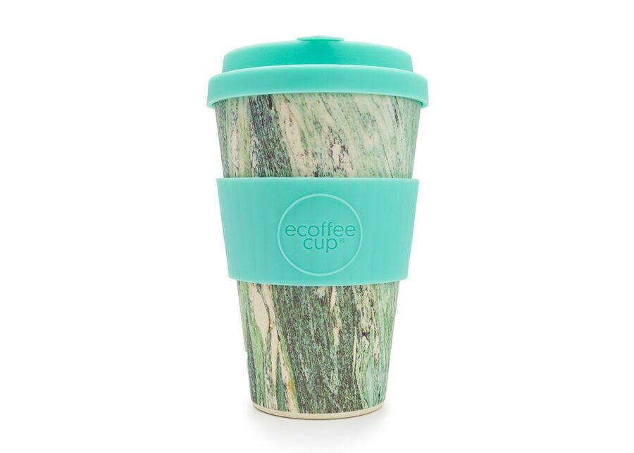Ecaffee Cup 2 Kahvimuki ECOFFEE CUP STEIN UND HOLZ 400 ml