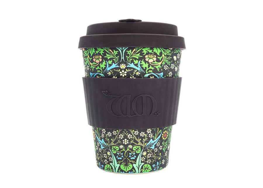 Ecaffee Cup 2 Kahvimuki ECOFFEE CUP WILLIAM MORRIS 340 ml