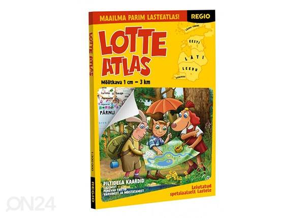 Regio LOTTE atlas Regio