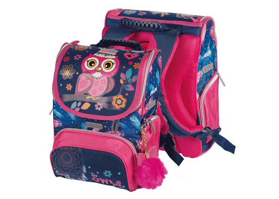 deVENTE Koulureppu Mini Owl deVENTE