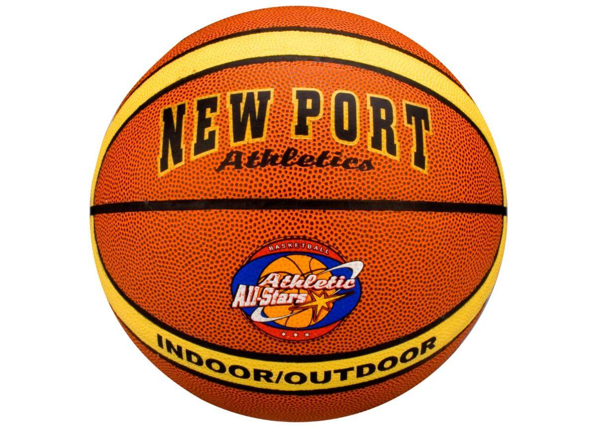 NewPort Koripallo Laminated Pvc Leather New Port