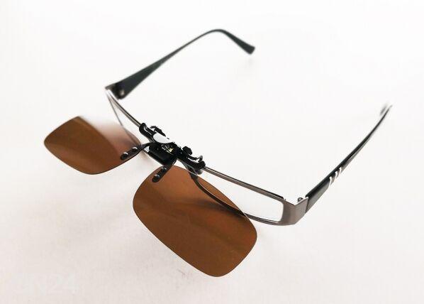 Jarvis Walker Polaroidut ruskeat linssit silmälaseihin