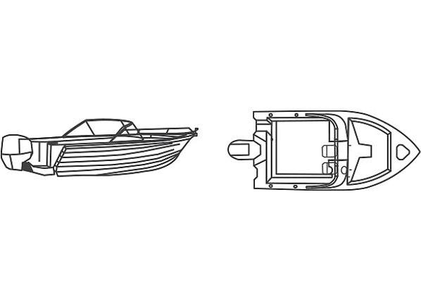 OceanSouth Venepeite Bowrider tyyppisille veneille 5.6-5.9 m