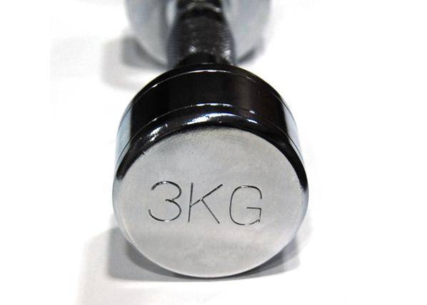 Image of Insportline Käsipaino 3 kg inSPORTline kromattu