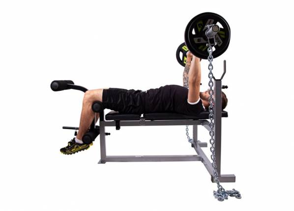 Image of Insportline Painoketju treeneihin Chainbos 20kg inSPORTline