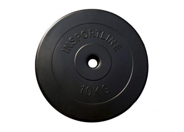 Image of Insportline Levypaino 10 kg inSPORTline