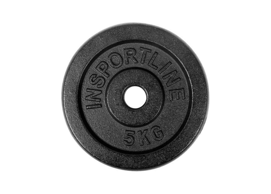 Image of Insportline Levypaino 5 kg inSPORTline