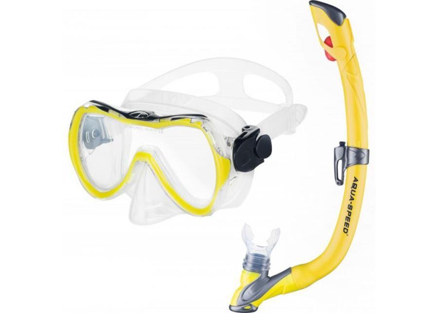 Aqua-Speed Lasten snorklaussetti Aqua-Speed JR