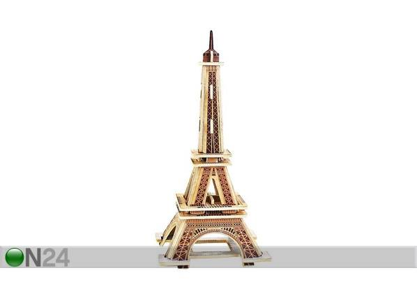Gerardo`s Toys Puinen 3D palapeli EIFFEL TORNI
