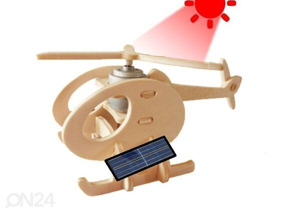 Gerardo`s Toys 3D palapeli SOLAR HELIKOPTERI