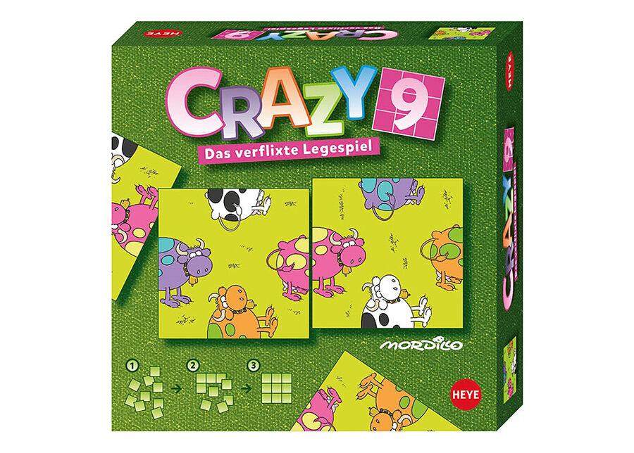 Heye Pöytäpeli Crazy9 Modillo Cows
