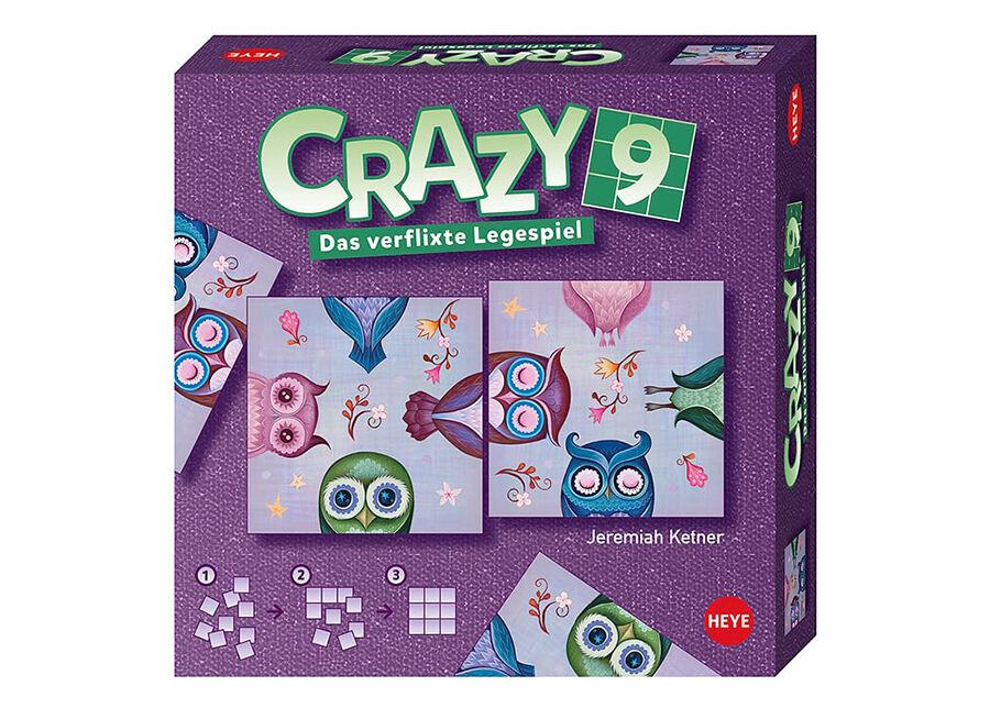 Heye Pöytäpeli Crazy9 Ketner Owls