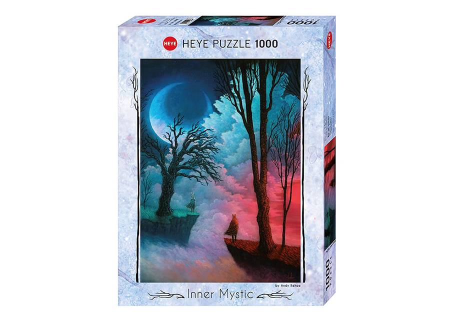 Heye Palapeli Inner Mystic Worlds apart 1000 osaa