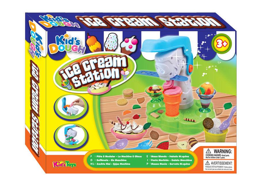 Kid´s Dough Suuri jäätelökone KID