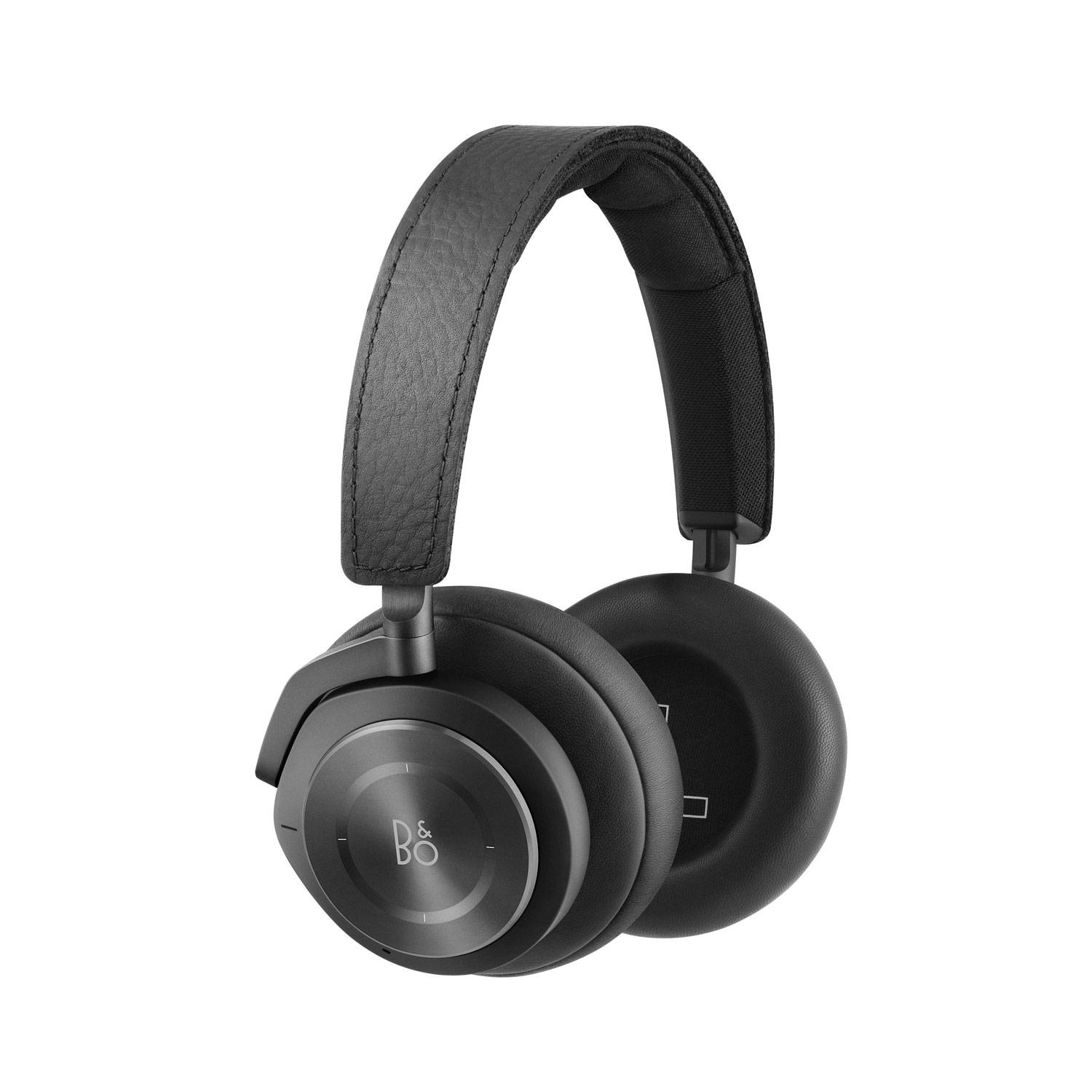 B&O Play BeoPlay H9i Wireless ANC Headphones, Black