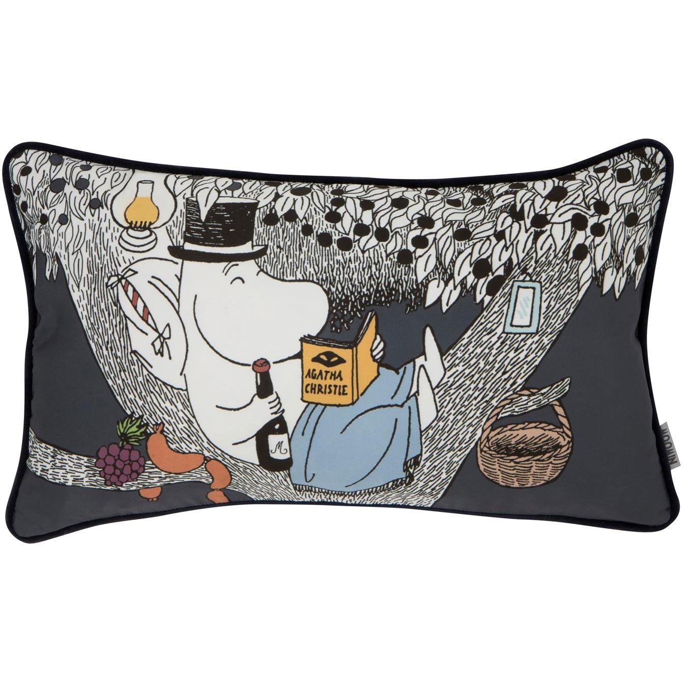 Moomin Moomin Dad Cushion Cover, 30x50 cm