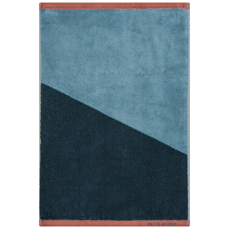 Mette Ditmer Shades Pyyheliina 38x55cm, Tummansininen