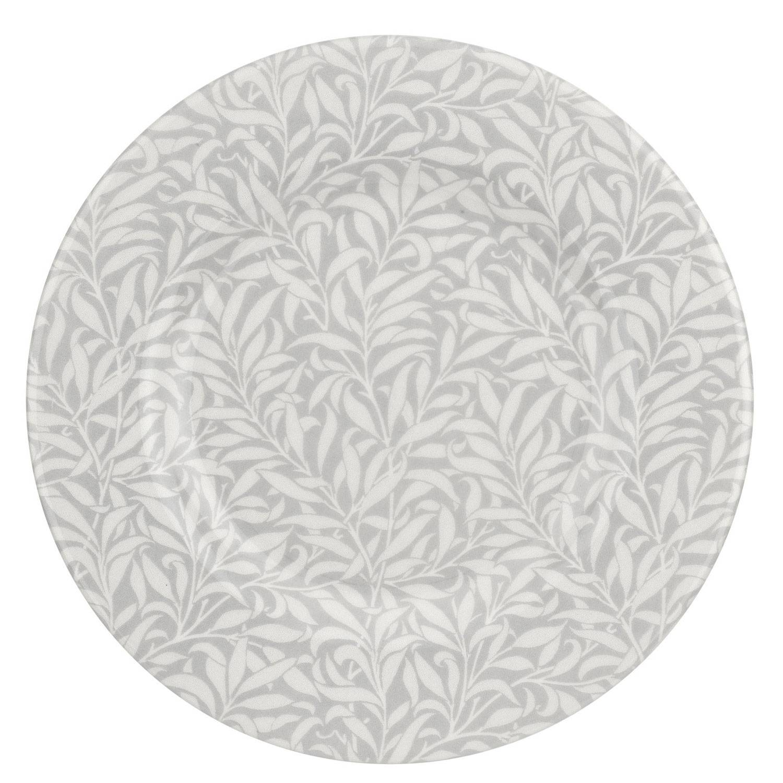 Spode Pure Morris Willow Bough Plate, 22,2 cm
