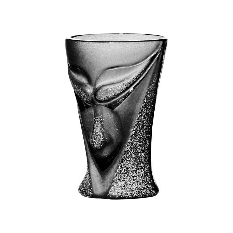 Målerås Glasbruk Rackarn, Snapsilasi