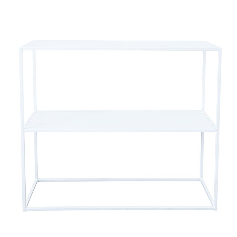 Domo Design Domo Hylly, Sivupöytä Valkoinen