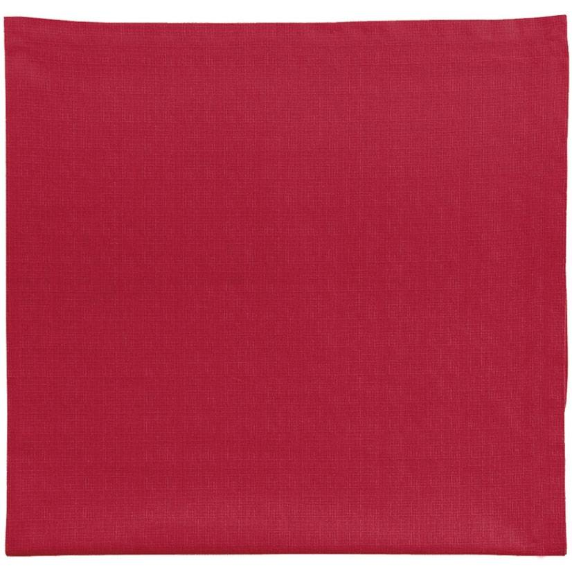 Linum Bianca Tablecloth 140x180 cm, Red