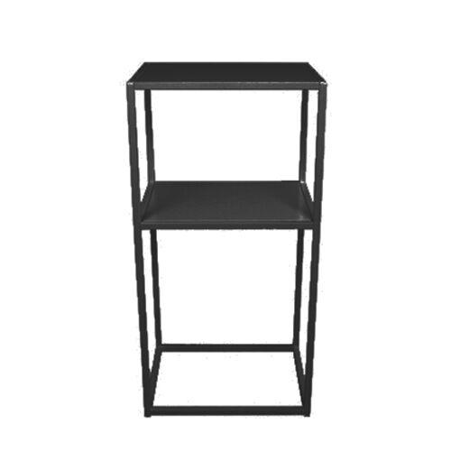 Domo Design Domo Yöpöytä S, Musta