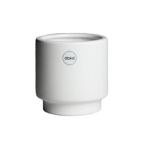 DBKD Solid Ruukku Small, Valkoinen