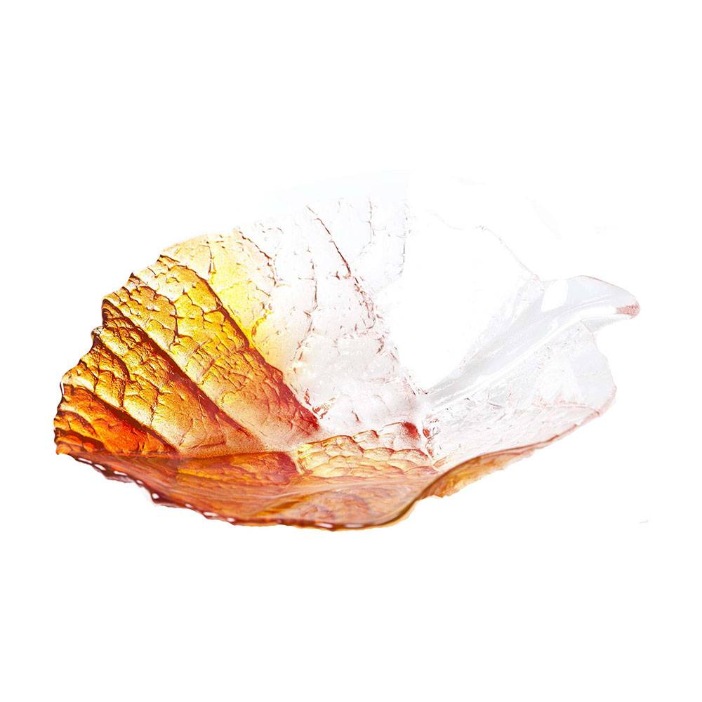 Målerås Glasbruk Folia Syksy Kulho, 25 cm