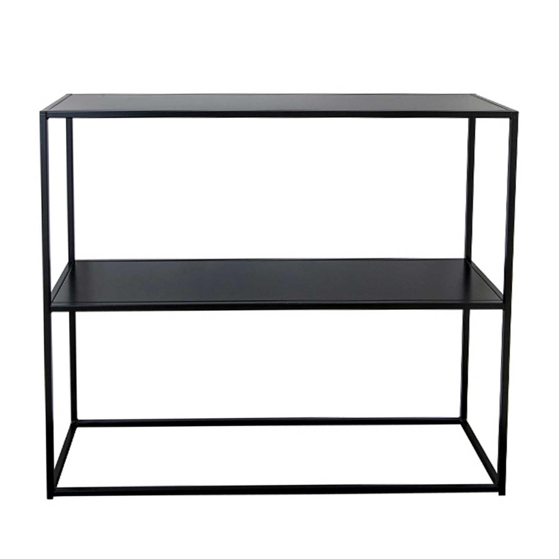 Domo Design Domo Hylly, Sivupöytä Musta
