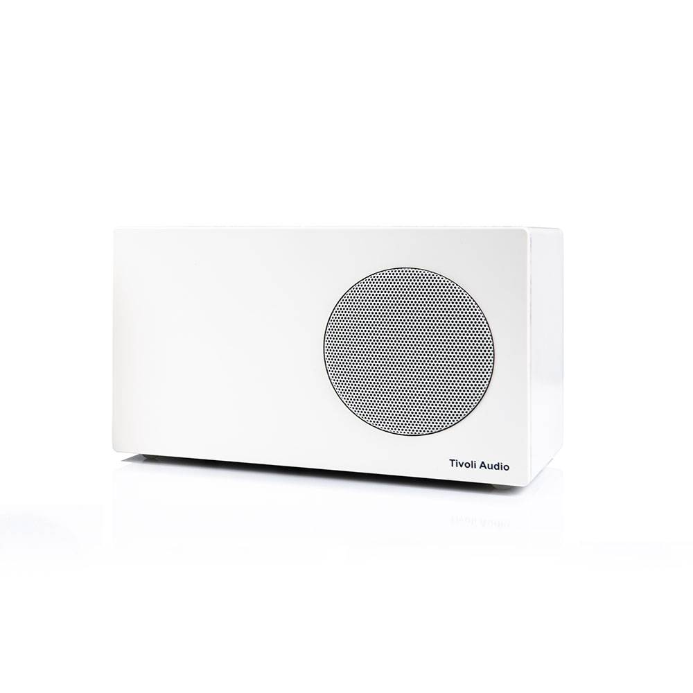 Tivoli Audio Albergo Loudspeaker White