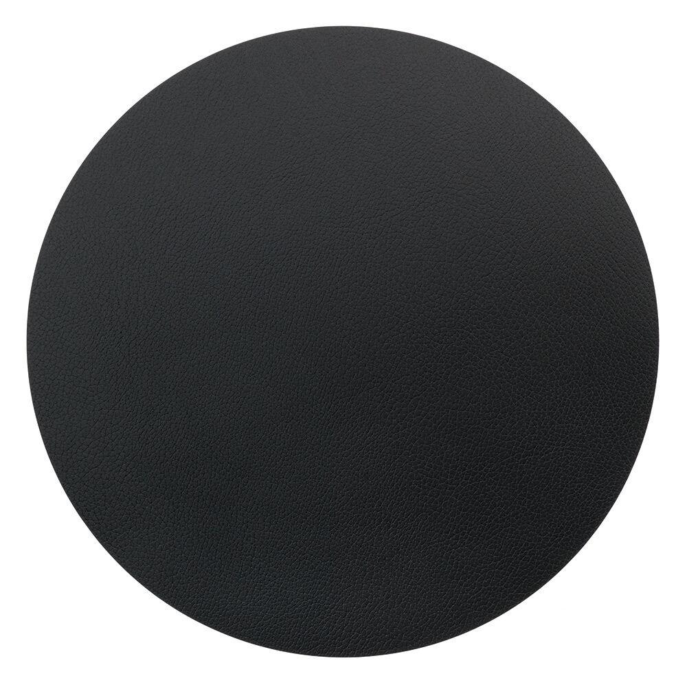 Lind DNA Circle XL Pöytätabletti Ø40cm, Bull Black
