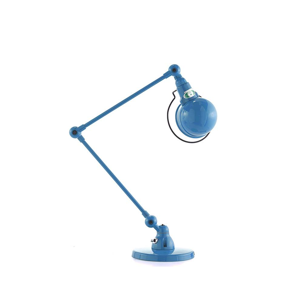 Jieldé Signal SI333 Pöytävalaisin 60 cm, Sininen