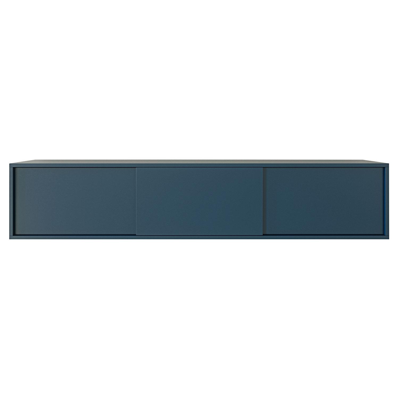 Decotique Vogue Seinäkaappi 180cm, Tummansininen