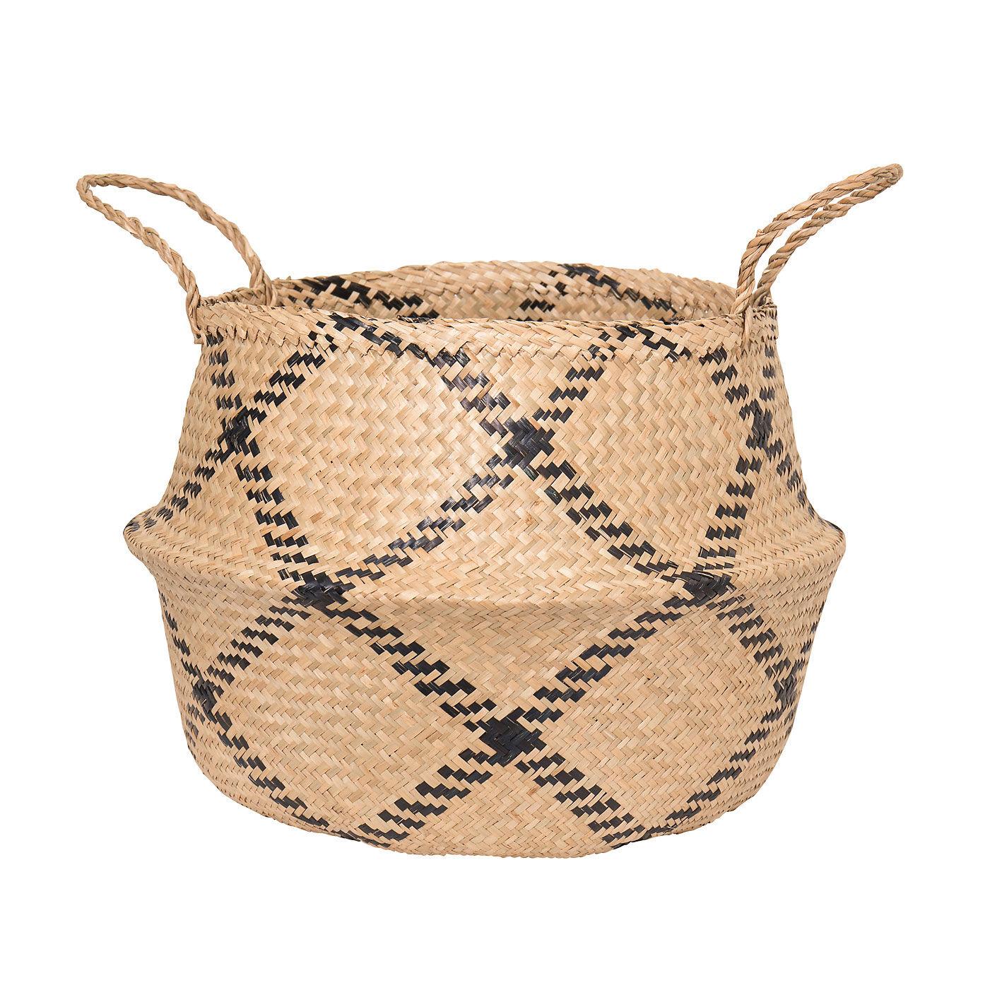Afroart Rice Kori 35x45cm, Romb